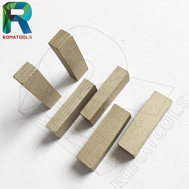 Diamond Segments of 1350mm Blades for Stone Granite Marble Cutting