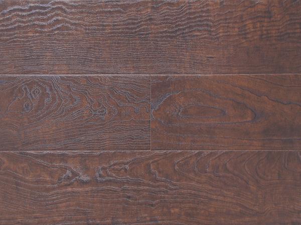 Embossed-in-Register (EIR) Maple HDF Laminated Flooring E1 AC3/AC4