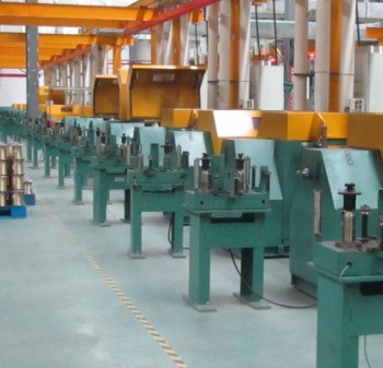 Double Twist Bunching for Producing Reinforcement Steel Cord/Tire Cord (SNFM)