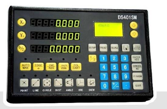 Universal function Digital Display Meter (DS600 & DS401SM)