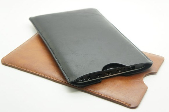 Inch Leather Tablet Case