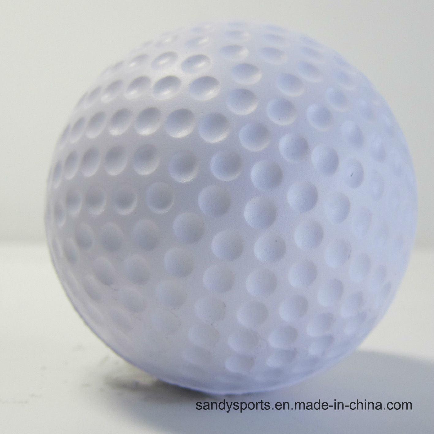 Custom Logo PU Foam Golf Ball