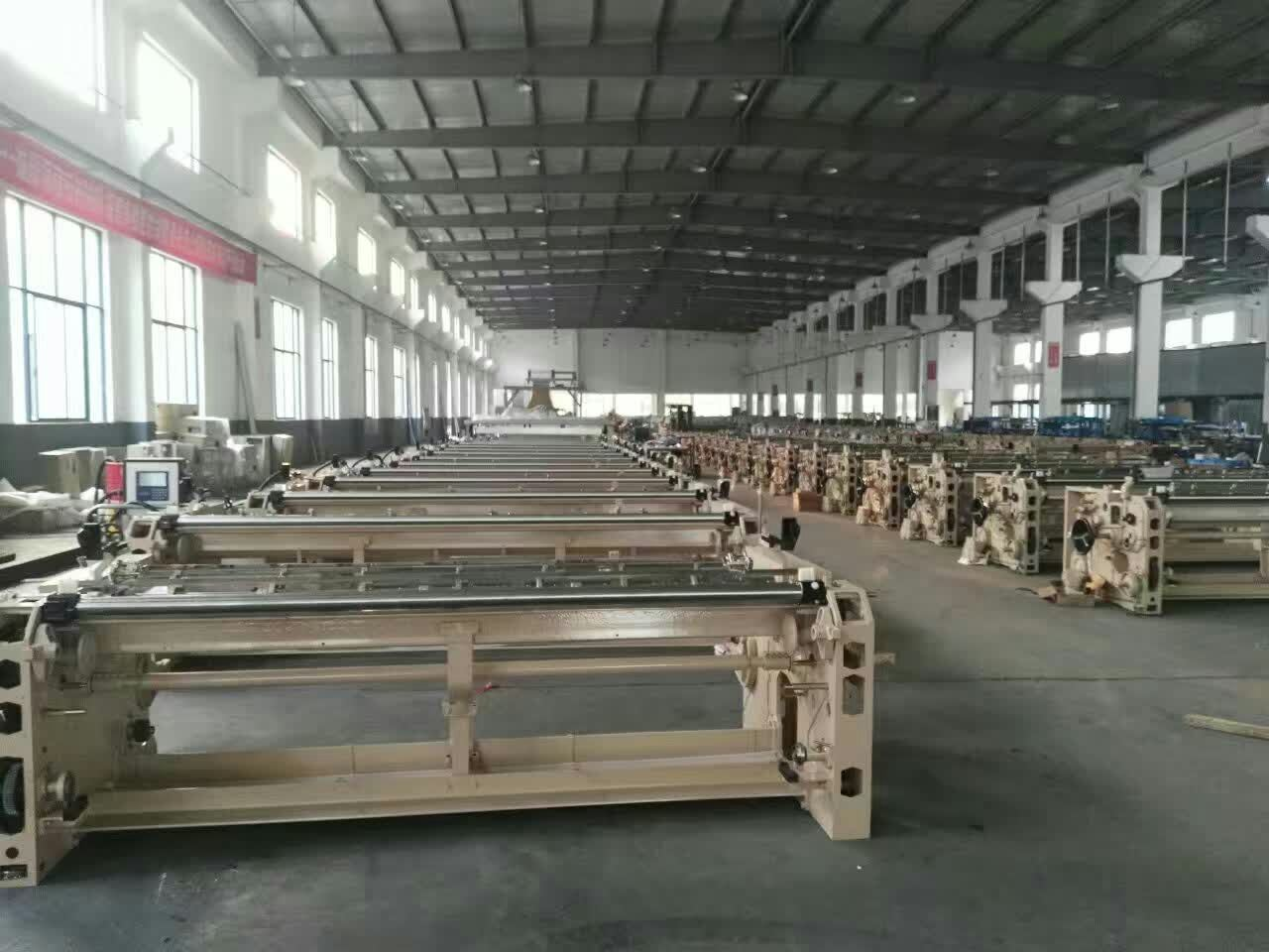High-Speed Water Jet Loom for Premium Cloth Machine