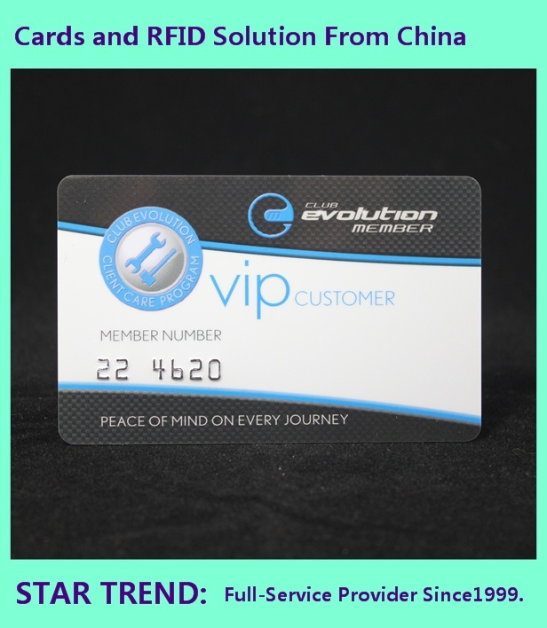 Smart Card Factory in China