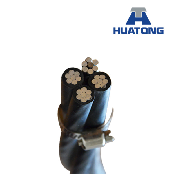Aerial Bounded Cable ABC Aluminium Conductor PVC/PE/XLPE Insulated Cable