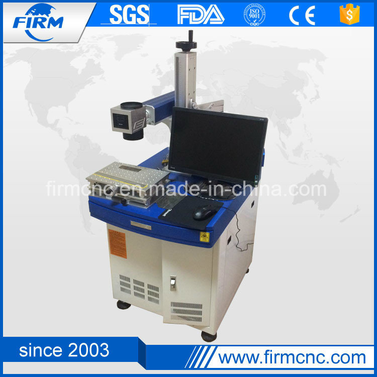 Metal and Hard Plastic Fiber Laser Marking Machine