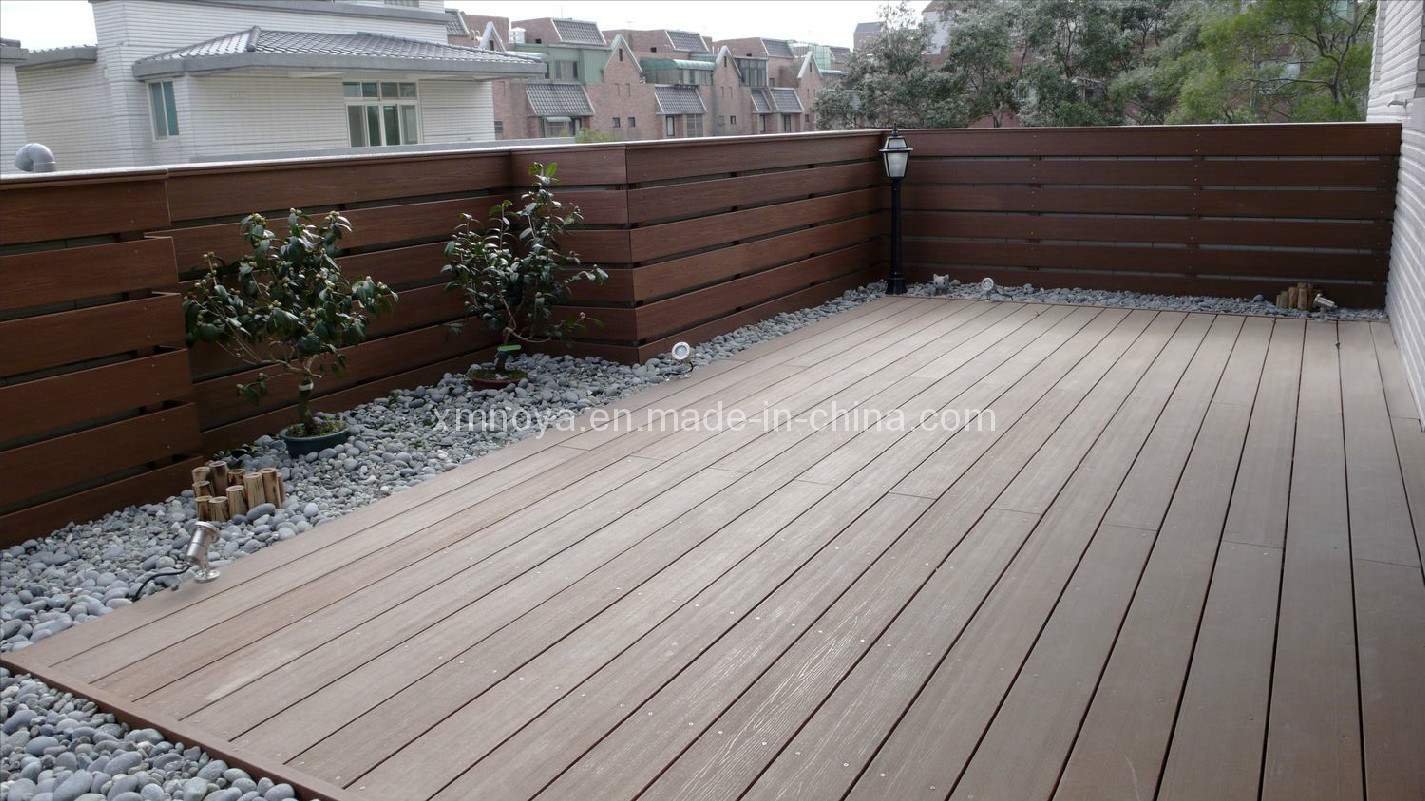 China noya green outdoor flooring wooden composite board for 2 4 metre decking boards