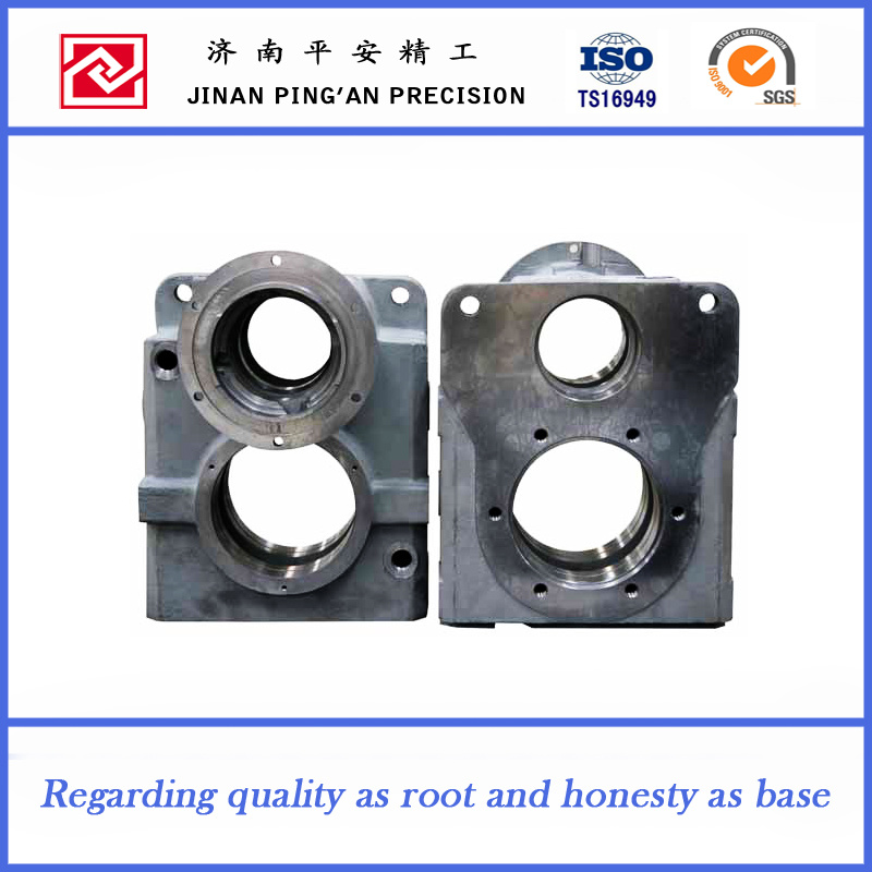 Hbb Case for Speed Reducer with ISO 16949
