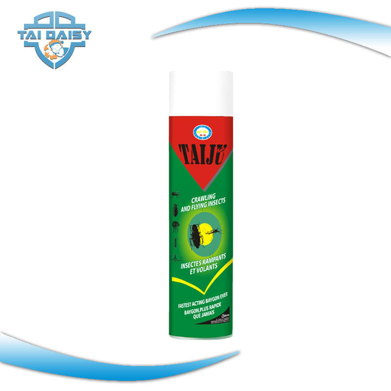 Fragrance Insecticide Spray with High Quality
