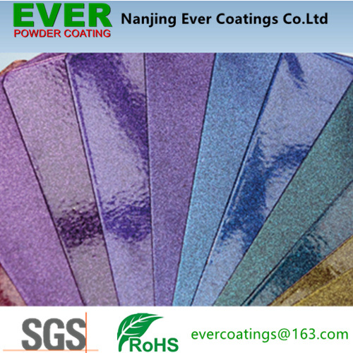 Pearl Metallic Powder Coatings Paint Powder
