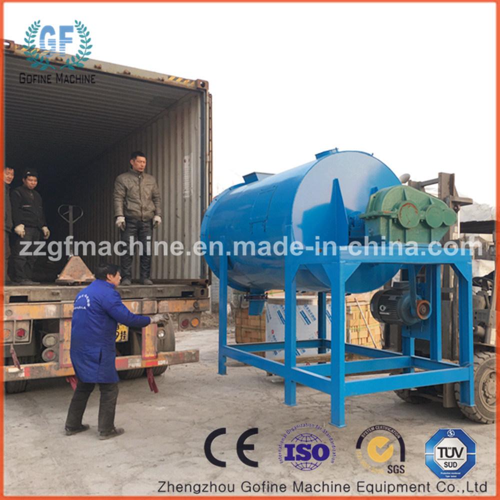 Horizontal Dry Powder Mortar Mixer
