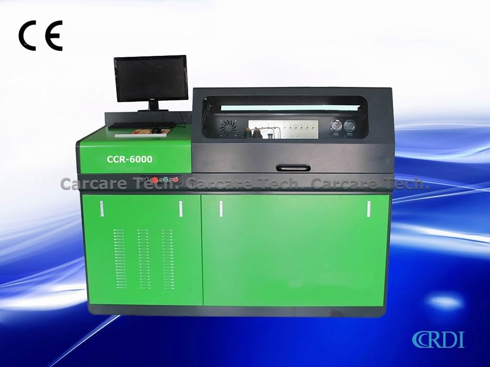 Ccr-6000 Multipurpose Common Rail Injection Pump Test Bench