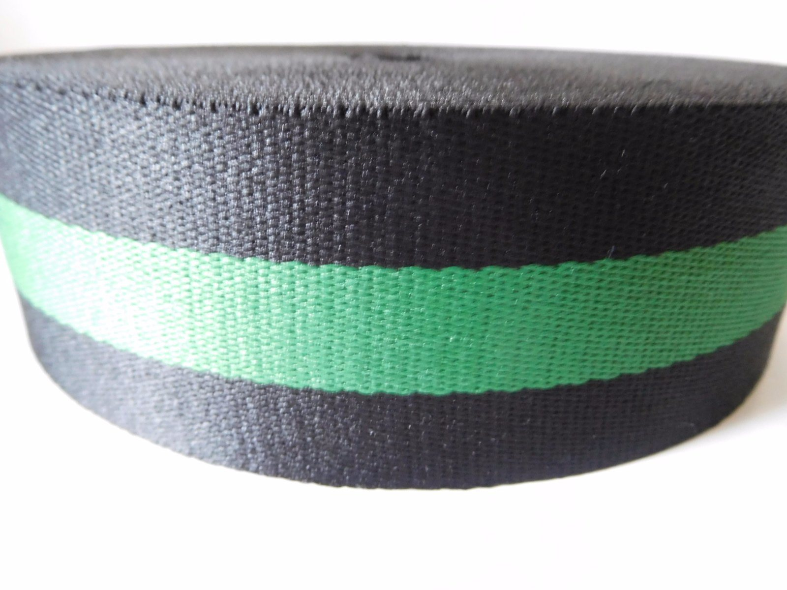 50mm Secondary Color Polyester Webbing for Garments and Handbags