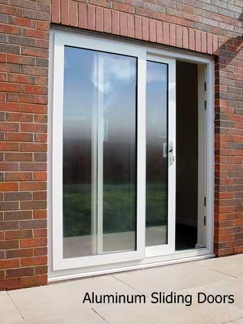 Good Aluminium Framed Sliding Glass Door With Insect Screen