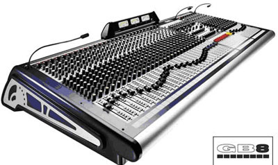 Sound GB Style Audio Digital Mixer for PRO DJ