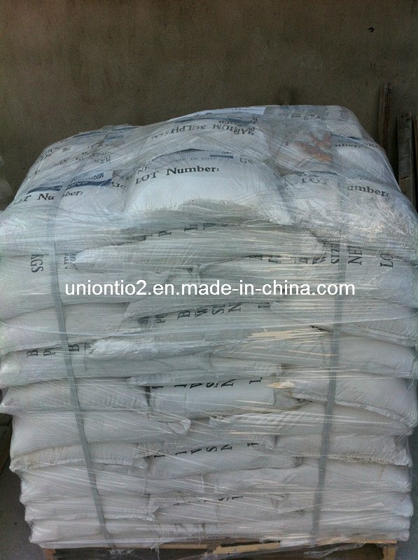 Natual Grade Barium Sulfate (MBN400)