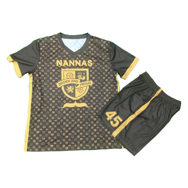 Custom Design Sublimated Soccer Jersey for Your Teams
