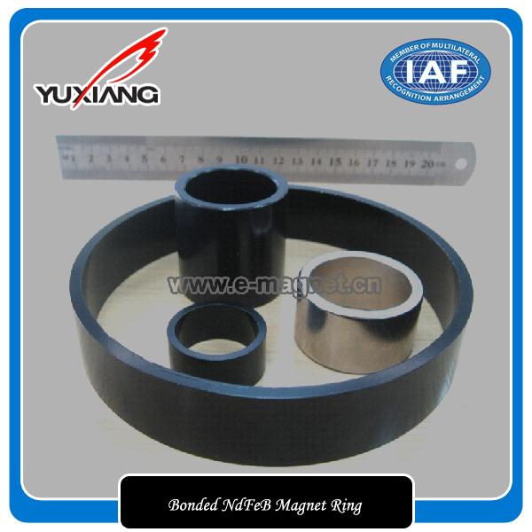 Bonded NdFeB Magnet Ring