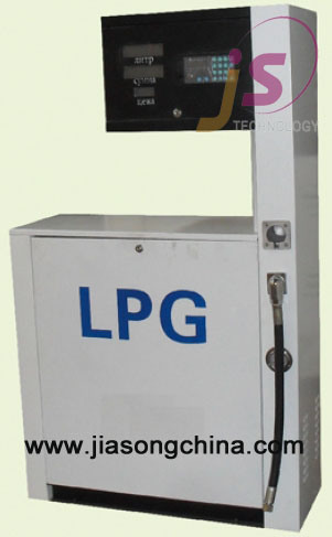 LPG Gas Station LPG Fuel Dispenser