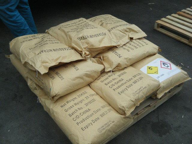 High Quality Magnesium Nitrate Fertilizer