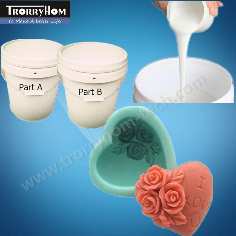 FDA Certificated Silicone Rubber for Chocolates Molds