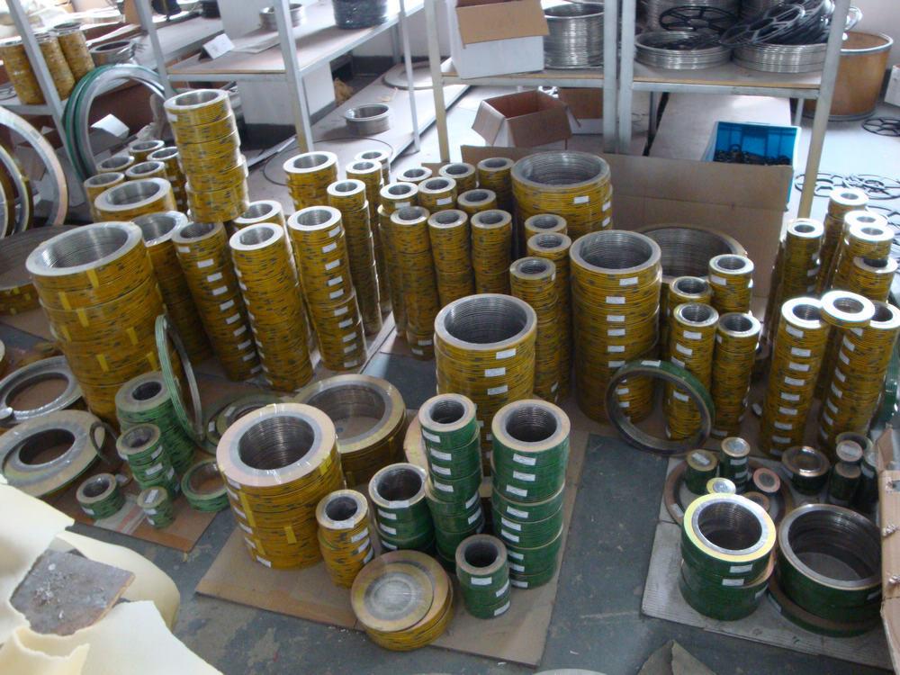 Spiral Wound Gasket for Valve Flange Pump Hydraulic Seal