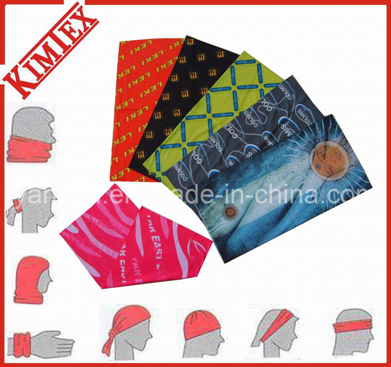 Fashion Promotion Tube Seamless Tubular Multi Bandana