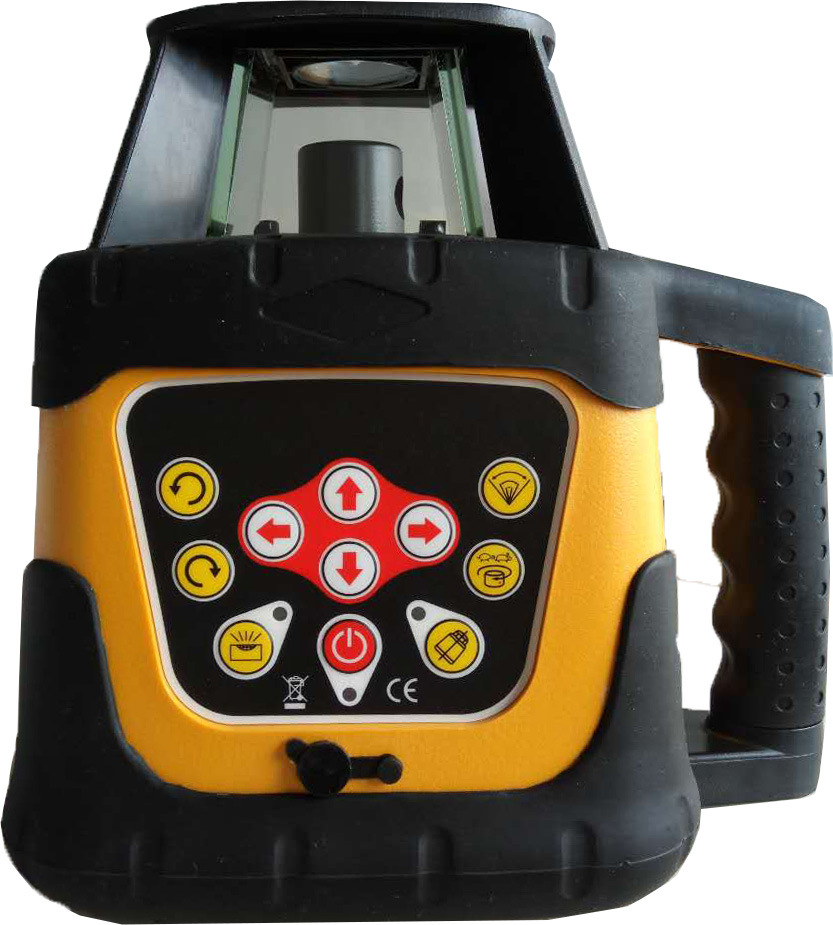 Rotary Laser Level with Green Beam