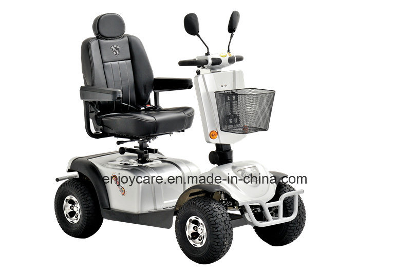 Four Wheels off Road Mobility Scooter with Heavy Loading (EML49A)