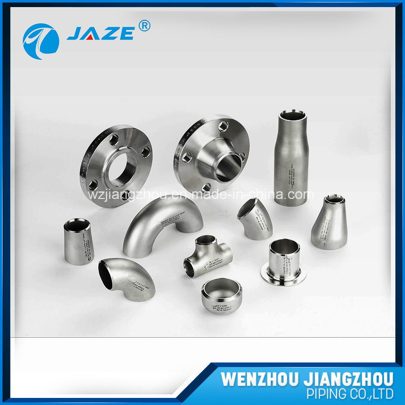 Pipe Fittings Stainless Steel 180 Degree Elbow