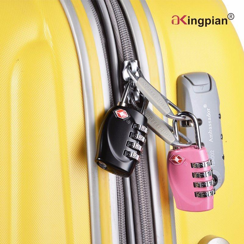 Tsa Digital Combination Padlock for Luggage and Bag