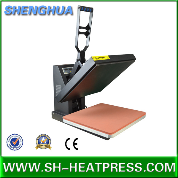 Best Seller Manual Digital High Pressure Heat Transfer Machine