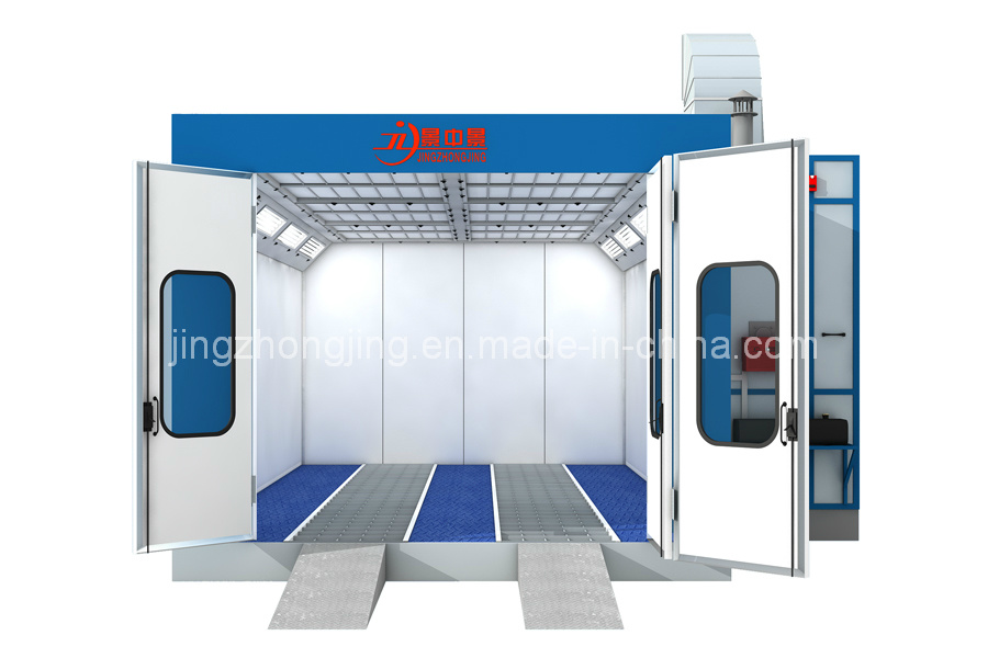 Paint Booth (Model: JZJ-9100)