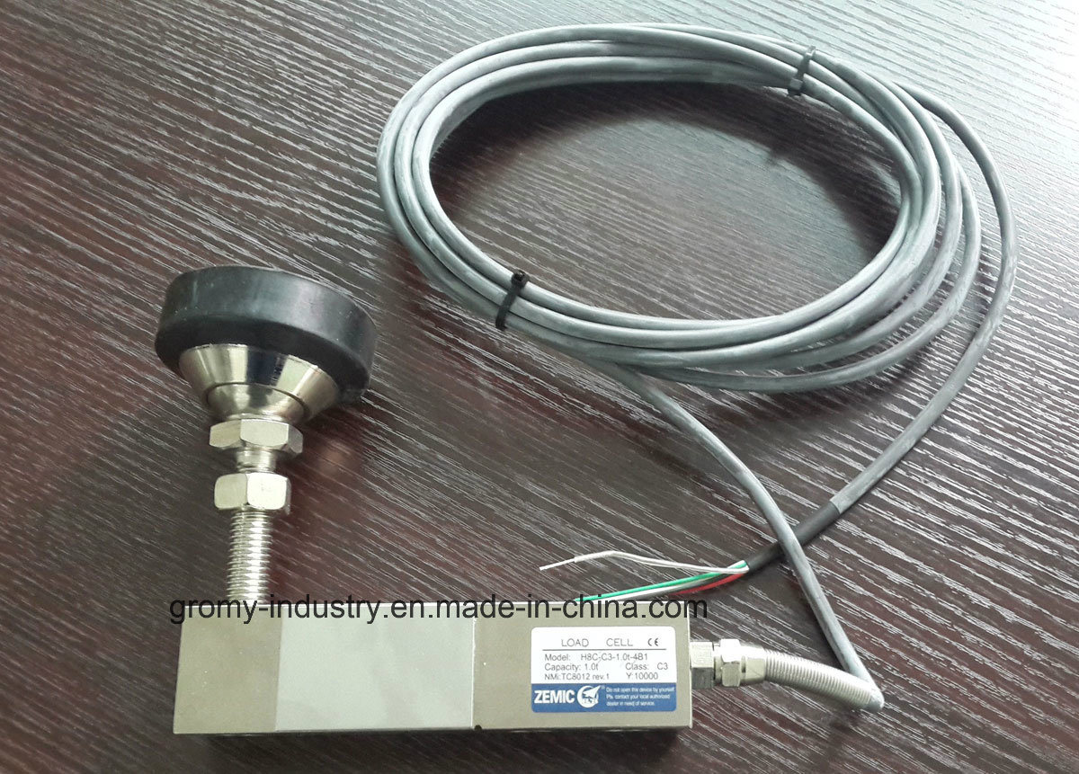 OIML and Ntep Zemic Shear Beam Weighing Load Cell H8c