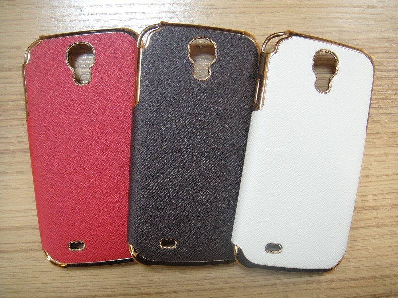 New Arrival Electroplating Hard Back Cover Case for Samsung Galaxy S4