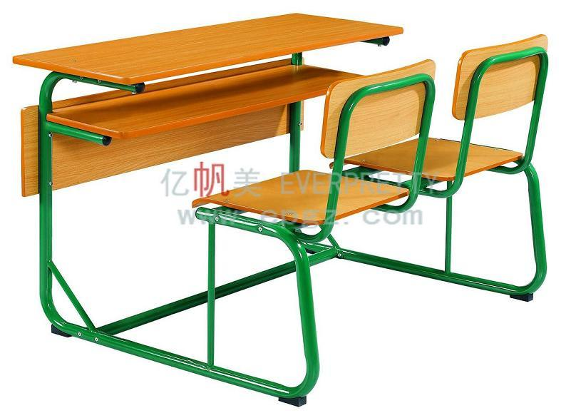 Durable Classroom Desk Furniture in Our Factory