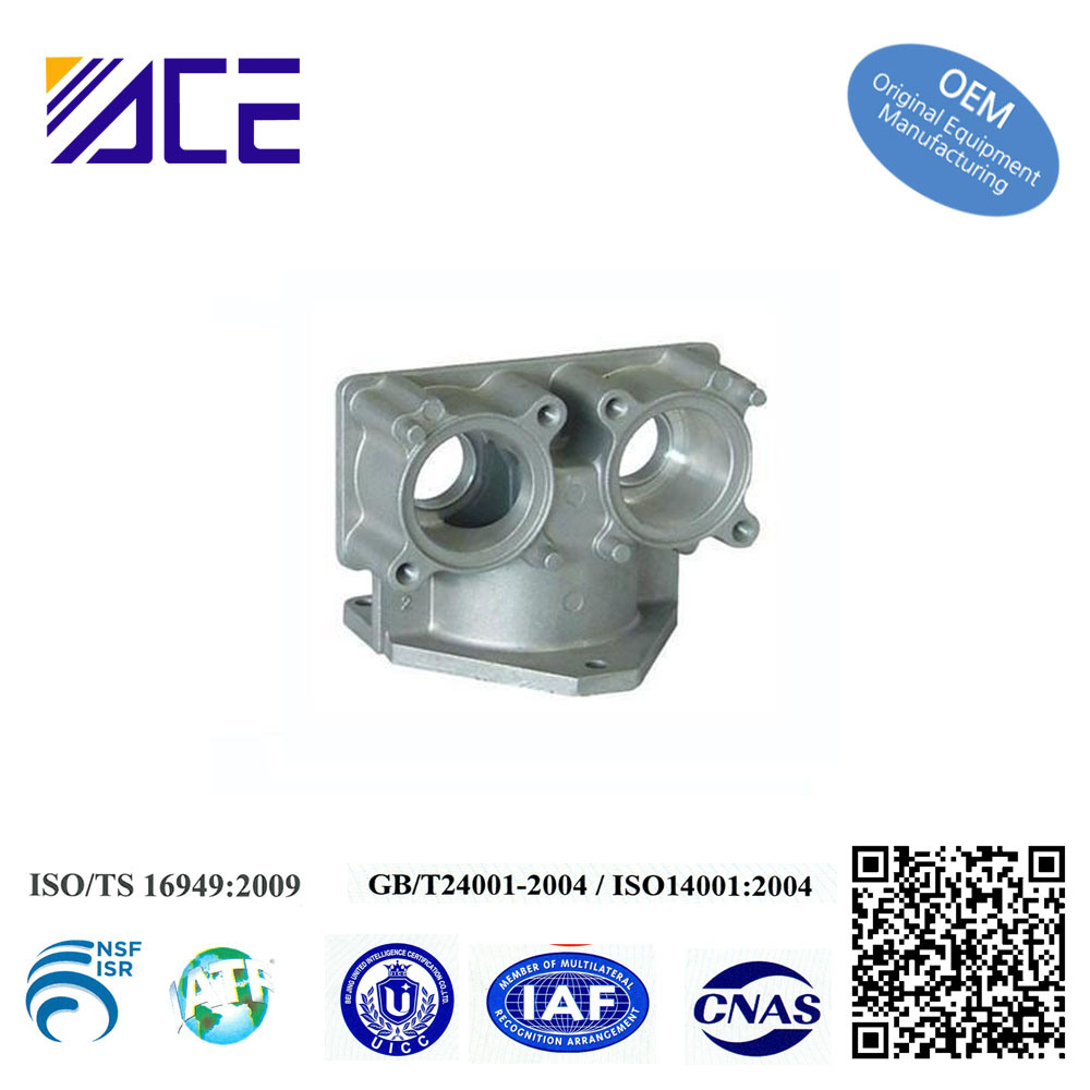 Custom Carbon Steel Casting From China