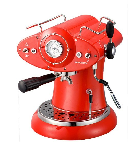 italian coffee machine how to use
