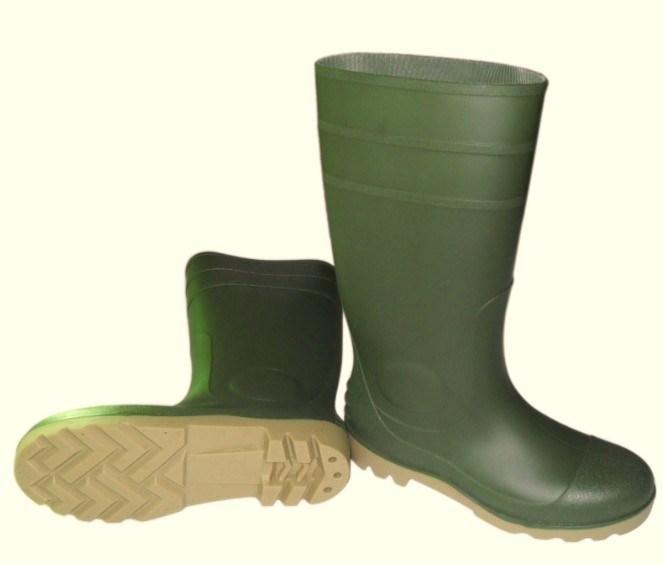 PVC Rainboots (SG-201)