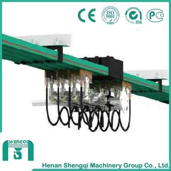 China Manufacturer Conductor Bus Bar System Used for Overhead Crane