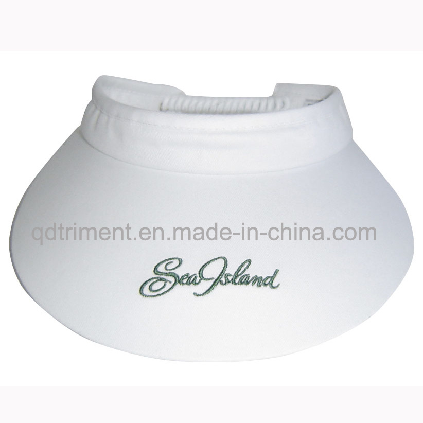 Embroidery Clip on Sport Golf Sun Visor (TMV8922-1)