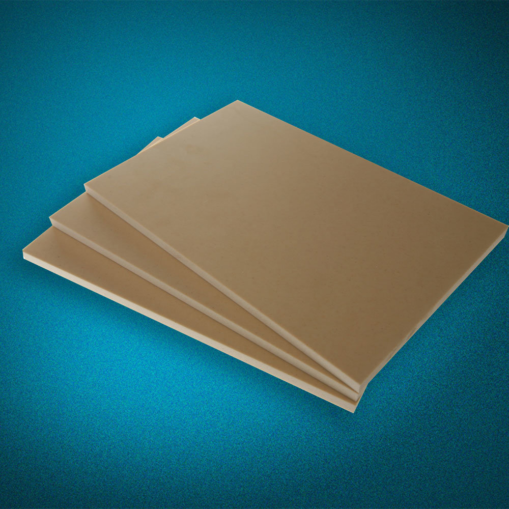 Heat Insulation WPC Plastic Construction Board