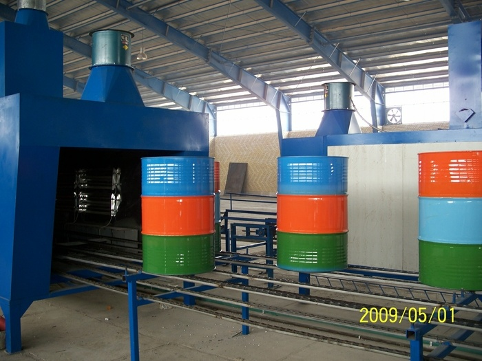 Steel Barrel/Drum Paiting Line