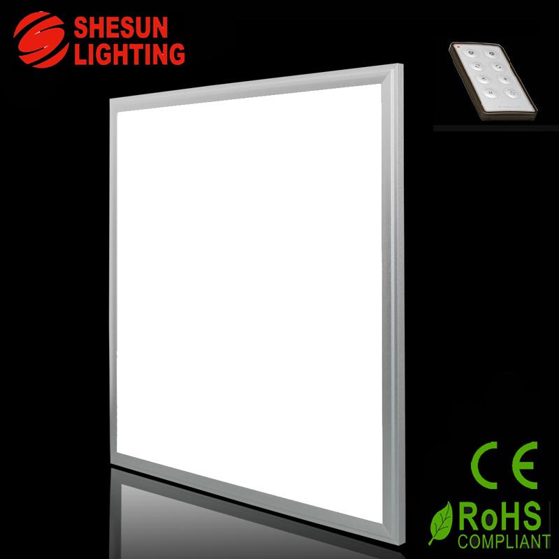 china led suspended ceiling panel light shesun lighting