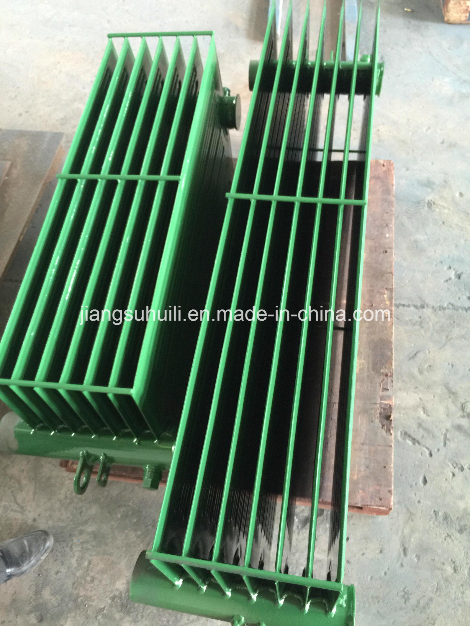 2000kVA Oil-Immersed Transformer Radiator