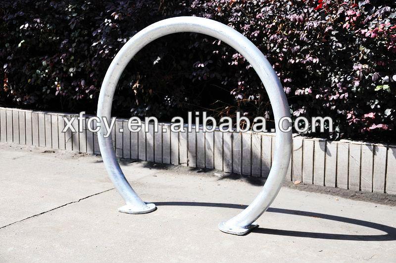 2015 Hot Sale Circle Bike Rack-Single Bicycle Stand (PV-01)
