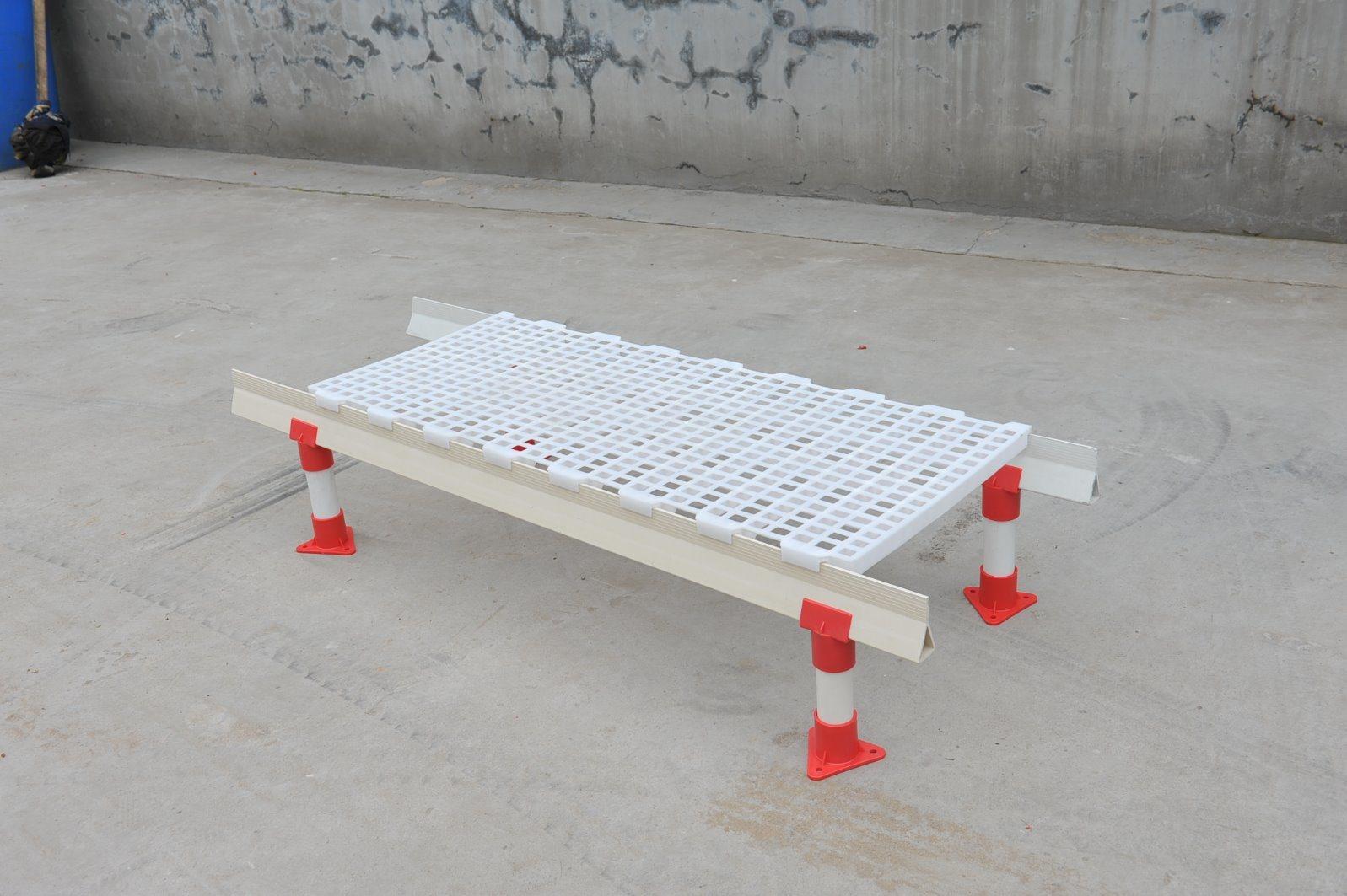 Pure Material Plastic Slat Floor for Broiler Chicken, Breeder Chciken, Layer Chicken