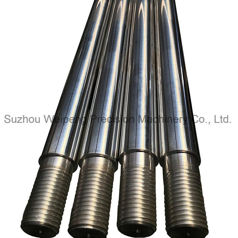 Ck45 Hydraulic Cylinder Hard Chrome Plated Piston Rod