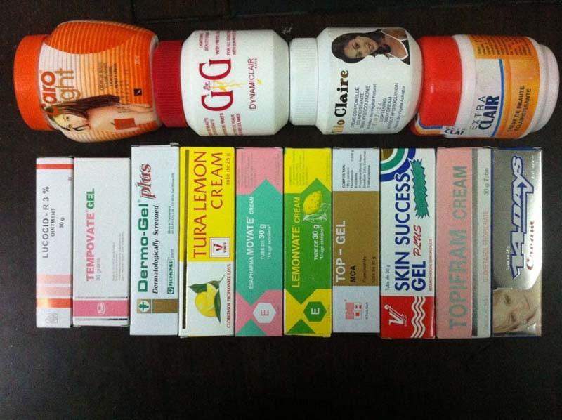 China Skin Whitening Cream China Caro Light Medicated