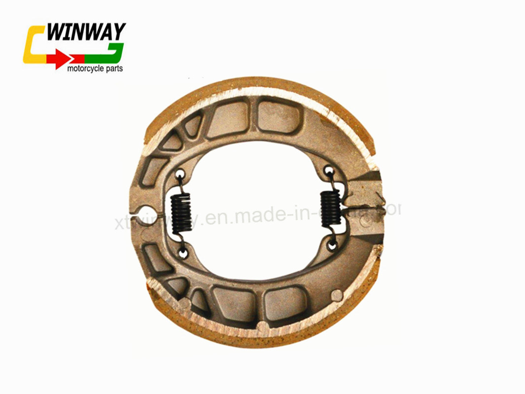 Ww-5116 25*110mm Motorcycle Spare Parts Brake Shoe for Cg125
